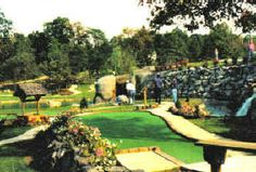 Mulligan MacDuffer Adventure Golf, Gettysburg PA, August, 2012