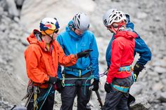 Arc'teryx Alpine Academy: Day Four | The Bird | Arc'teryx Blog