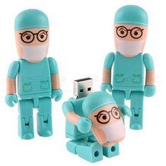 doctor usb, super funny #doctorhumor#usb