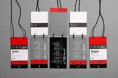 2014 Brand New Conference Identity and Materials on Behance