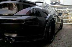 BMW E63 M6 in Metallic Black
