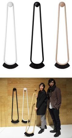 GamFratesi: baffi broom for swedese