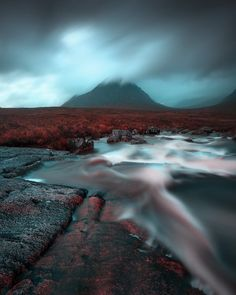 Beautiful Nature Landscape Photography by Romain Mattei #inspiration #photography
