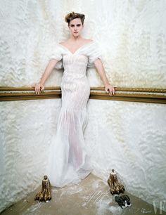 Emma Watson by Tim Walker for Vanity Fair
