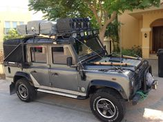 Land Rover Defender Double Cab Pick Up