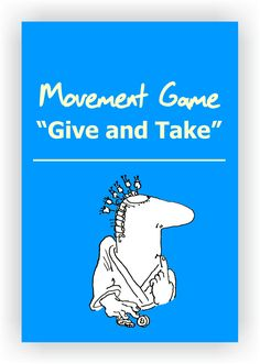 FREE DRAMA GAME~ Give and Take~ Assemble everyone in a circle. Invite one person to go into the middle and make a random sound and movement. Read more... https://www.dramanotebook.com/drama-games/give-and-take/