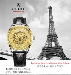 Tomorrow is never clear,our time is here. CITOLE watch wishes you Enjoy your life and have a nice mood every moments. China Factory direct line:📞0086 13544457034 www.citole-watch.com facebook: tina citole lin instagram:citolewatch Skype: working40 Factory Address:B,Baoyuan Road,Baoang center Baoan Shenzheng. Vietnam contact: 📞 0916 53 1818 - wes: www.ldtwatch.com 📮 chi nhánh 1 : 199 cầu giấy hà nội Iran contact: www.citole-watch.ir instagram:saeedwatch1