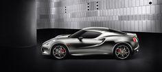 Most Affordable Supercar: Alfa Romeo 4C