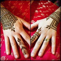 Henna Design #heartfirehenna