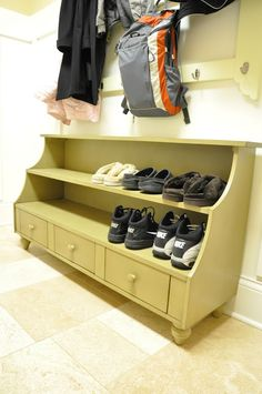 Evolution of Style: Laundry Room Love