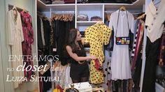 """O programa """"Close no Closet"""" da TV Vogue destrincha o guarda-roupa de @luizasetubal nesta sexta-feira. Com muitas estampas e nada minimalistas as peças são cheias de detalhes cores e histórias. Confira os detalhes no vídeo de @camiguerreiro (@studiocamilaguerreiro) com coordenação de @allinecury produção de @maidornelles beleza de @jairoalmeidaoficial e @felipetreentin e pós-produção de @carool_lopes. Acesse tvvogue.com.br ou clique na bio! #tvvogue #closenocloset  via VOGUE BRASIL MAGAZINE…"""
