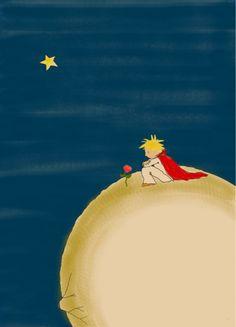 The Little Prince, Antoine de Saint-Exupéry Mobile Backgrounds, The Little Prince, Children's Book Illustration, Illustrations Posters, Childrens Books, Illustrators, Fairy Tales, Artsy, Martini