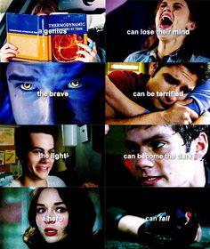 Teen Wolf Teen Wolf Quotes, Teen Wolf Cast, I Fall, Holland, The Darkest, It Cast, Fandoms, Tv, Happy