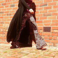 Nirrimi Bell Bottoms  #flarestreet #flares #bellbottoms #bells #bohemian #boho #hippy #gypsy #leopard #leopardprint #70s #independent #label #melbourne #melbournemade #etsyau #etsymelbourne #seventies #sixties #fashion #style #glam #retro