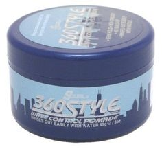 Lusters S-Curl 360 Wave Control Pomade 3 Ounce (88ml) (6 Pack) * This is an Amazon Affiliate link. You can find more details by visiting the image link.