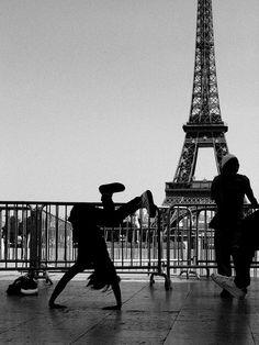 Hiphop in Paris