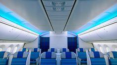 Dreamliner interior | Wnętrze Dreamlinera  Elite Club