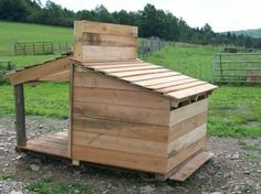 Cool Goat House - My girls would love this! | Furry friends ...