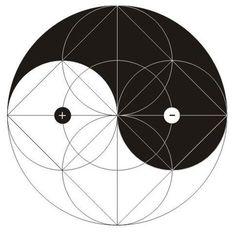 yin yang in the circle of life