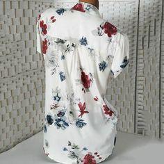 Damen Bluse Größe 60 62 64 66 68 70 Übergröße Übergrößen Tunika Blusen Shirt 22