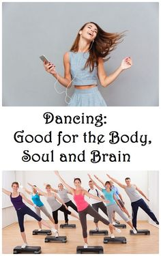 Dancing : Good for The Body, Soul and Brain