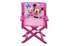 Chaise directeur pliable Minnie