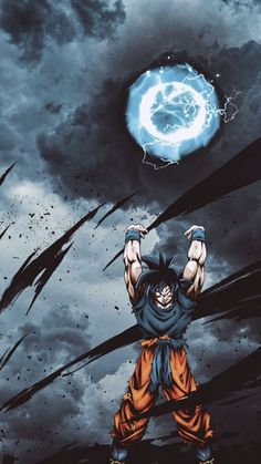 Dragon Ball: 10 ways to make Goku die permanently Dragon Ball Gt, Dragon Ball Image, Wallpaper Do Goku, Dragon Ball Z Iphone Wallpaper, Dragonball Wallpaper, News Wallpaper, Mobile Wallpaper, Manga Dbz, Dbz Wallpapers