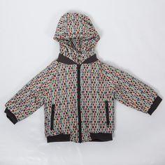 Kidscase bomber jacket