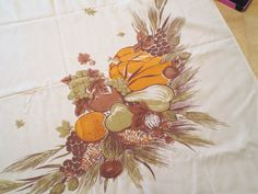 SALE Thanksgiving Vintage Fall Harvest by ScootersShop on Etsy, $19.00