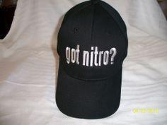 NHRA got nitro? baseball hat