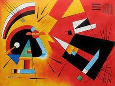 Wassily Kandinsky - Black and Violet, 1923  enivrez-vous; enivrez-vous sans cesse!  De vin, de poésie ou de vertu, à votre guise.