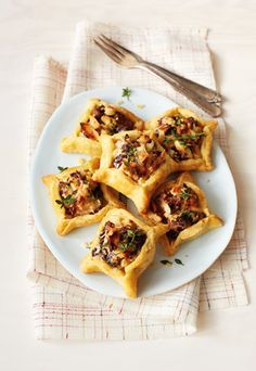 Farmer's Snack: Cranberry-Mandel-Crostata