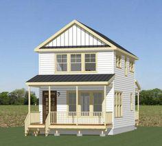 18x30 House -- #18X30H8E -- 999 sq ft