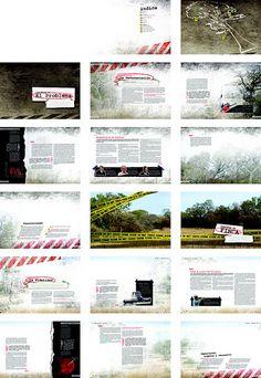 Taller de Lenguaje y Comunicación Visual IV . Diseño editorial . Mauro Albani