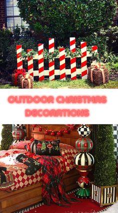 Best Outdoor Christmas Decoratıon Ideas 2020 #outdoorchristmas