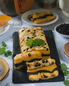 Pumpkin Recipes, My Recipes, Cake Recipes, Cooking Recipes, Roti Bread, Bread Cake, Marmer Cake, Resep Cake, Indonesian Food