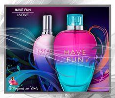Perfume Have Fun La Rive Contratipo Escada Moon Sparkle #perfumeaovento #perfume #parfum #fragrancia #fragrance #contratipo #contratipolarive #perfumehavefun #contratipoescadamoonsparkle #casaperfumarialarive #havefunlarive Visite nosso blog Perfume ao Vento. La Rive, Have Fun, Perfume Bottles, Sparkle, 1, Moon, Beauty, Style, Potato Chips