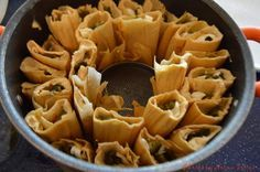 Tamales de Rajas con Queso (Green Chile and Cheese Tamal)