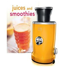 Cuisinart Juicer 33 oz Feed Tube Whole Fruits 5 Speed Juice Extractor 3 in