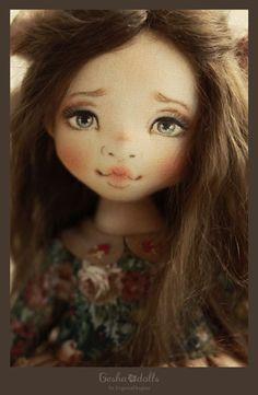 Lolit - GeshaDolls-авторские куклы Евгении Драгиной