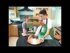 GREAT video for pizza fraction fun! Giuseppe's Pizzeria - Fractions