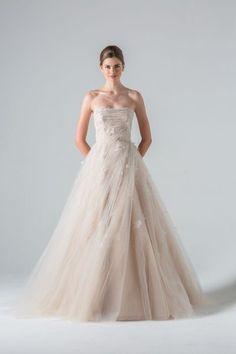 50 vestidos de noiva com corte princesa 2016: romantismo máximo! Image: 39