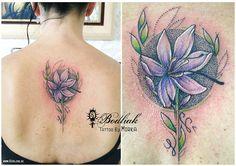 Šafrán ... 2015 #art #tat #tattoo #tattoos #tetovanie #original #tattooart #slovakia #zilina #bodliak #bodliaktattoo #bodliak_tattoo #flower_tattoo #saffron_tattoo