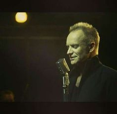 Sting, my one and only...