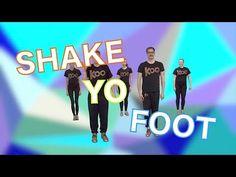 Koo Koo Kanga Roo - Shake Yo Foot (Dance-A-Long) - YouTube