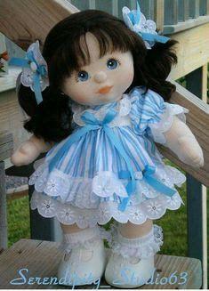 Toys topic crochet patterns new ideas Bjd Doll, Doll Hair, Doll Toys, Baby Dolls, My Child Doll, Homemade Dolls, Sewing Dolls, Waldorf Dolls, Soft Dolls