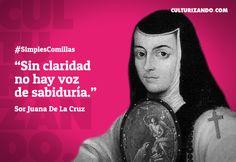 Lo mejor de Sor Juana Inés de la Cruz (+Frases) - culturizando.com | Alimenta tu Mente