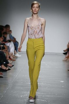Rebecca Taylor #NYFW #RTspring15