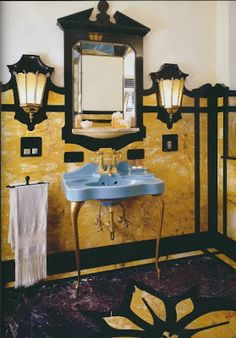 The Peak of Chic®: Magnificent Baths by Massimo Listri