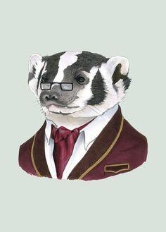 Badger (Badger Badger)